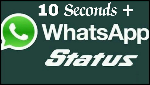 best Android app for WhatsApp status video editing 10 seconds