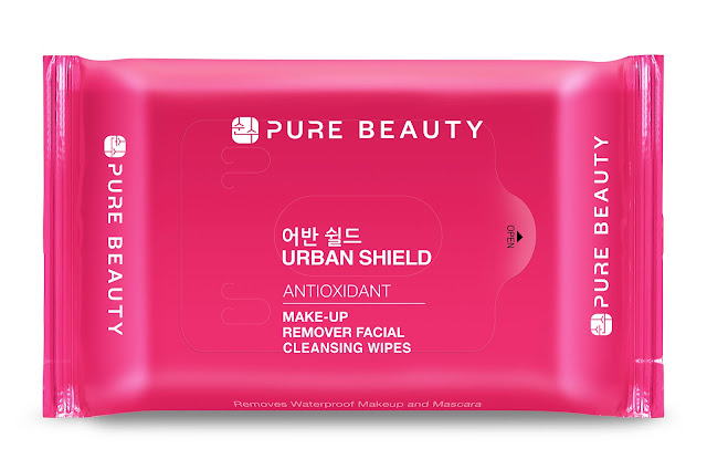 Watsons Pure Beauty Anti oxidant Anti pollution make up remover wipes makyaj temizleme mendilleri