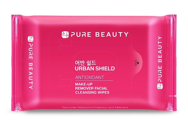 Watsons Pure Beauty Anti oxidant Anti pollution make up remover wipes makyaj temizleme mendilleri