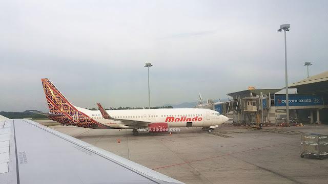 Percutian Indah Bersama Malindo Air