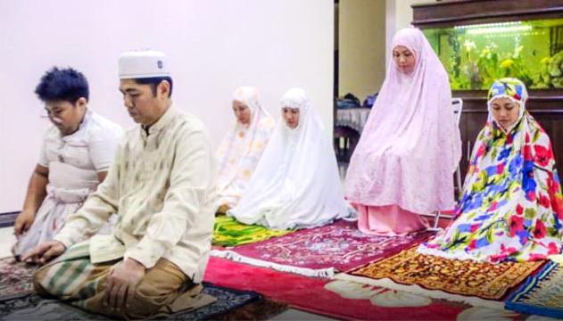 Tata Cara dan Panduan Shalat Idul Fitri di Rumah baik Sendiri Maupun Berjamaah, Tolong Sebarluaskan