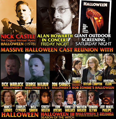 7 Michael Myers Actors Coming To Flashback 'Halloween' Reunion ...
