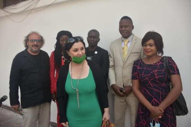 CINEMA CENTRAFRICAIN : Les jeunes promesses chez Touadera