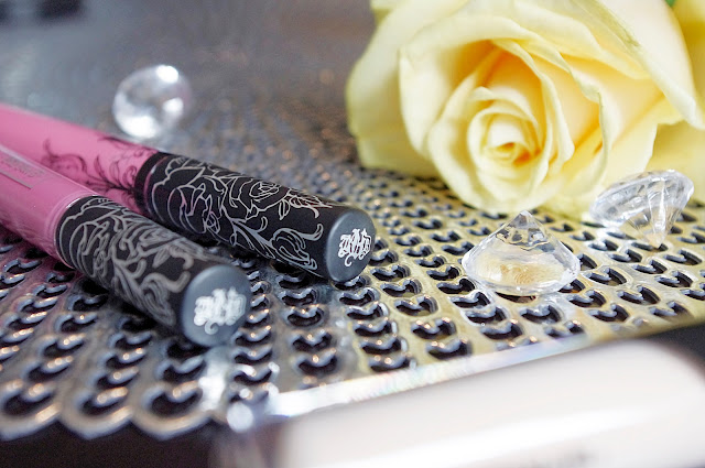 Kat Von D Everlasting Liquid Lipstick Melancholia Lovesick Lock it Concealer Creme L5 Neutral