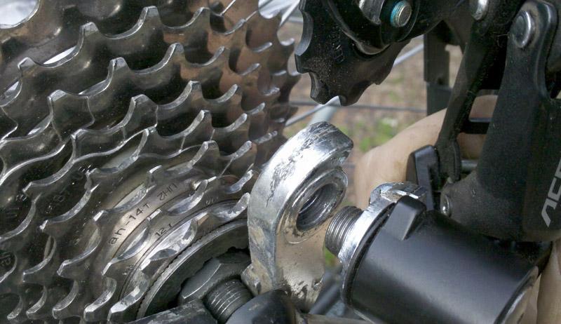 Limpieza y engrasado de bicicletas en Zaragoza
