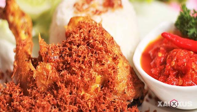 5 Aneka Resep Cara Membuat Ayam Serundeng Sederhana dan Enak