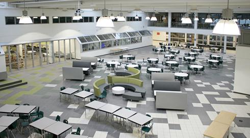 Medicine Hat High School MHHS Modernization