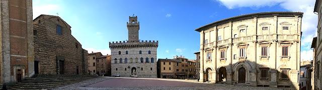 O que fazer no Palazzo Comunale em Montepulciano