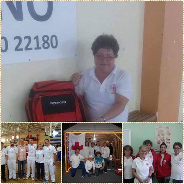 Ερυθρός Σταυρός Άργους: Για μια Εθελόντρια Ζωής... τη δικιά μας Ζωή!