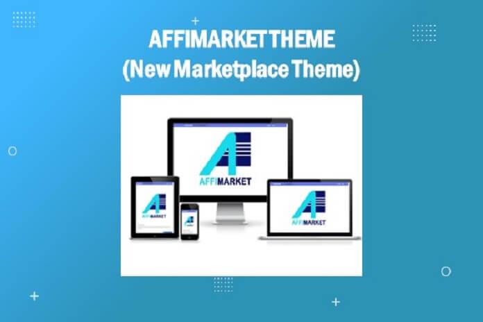 AFFIMARKET THEME (New Marketplace Theme)