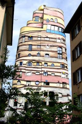 Torre del Bosque Espiral (Waldspirale)