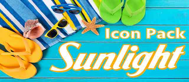 Sunlight icon pack indir v2.6 android apk indir
