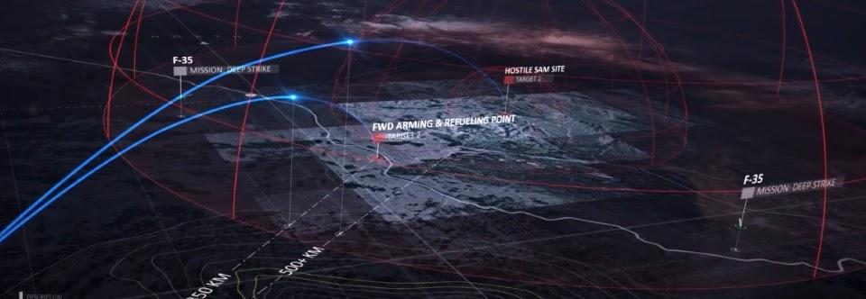 Lockheed Martin показала знищення російської системи С-400