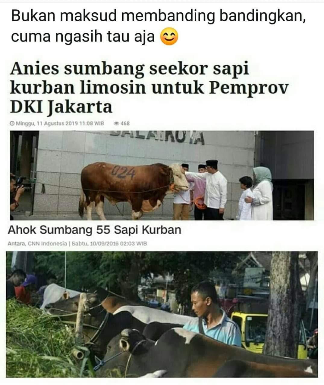 Bandingkan Jumlah Kurban Anies vs Ahok, Loyalis Jokowi Ini Mati Kutu