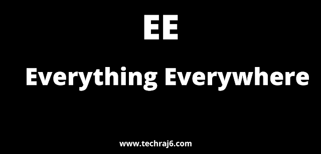 EE full form, What is the full form of EE