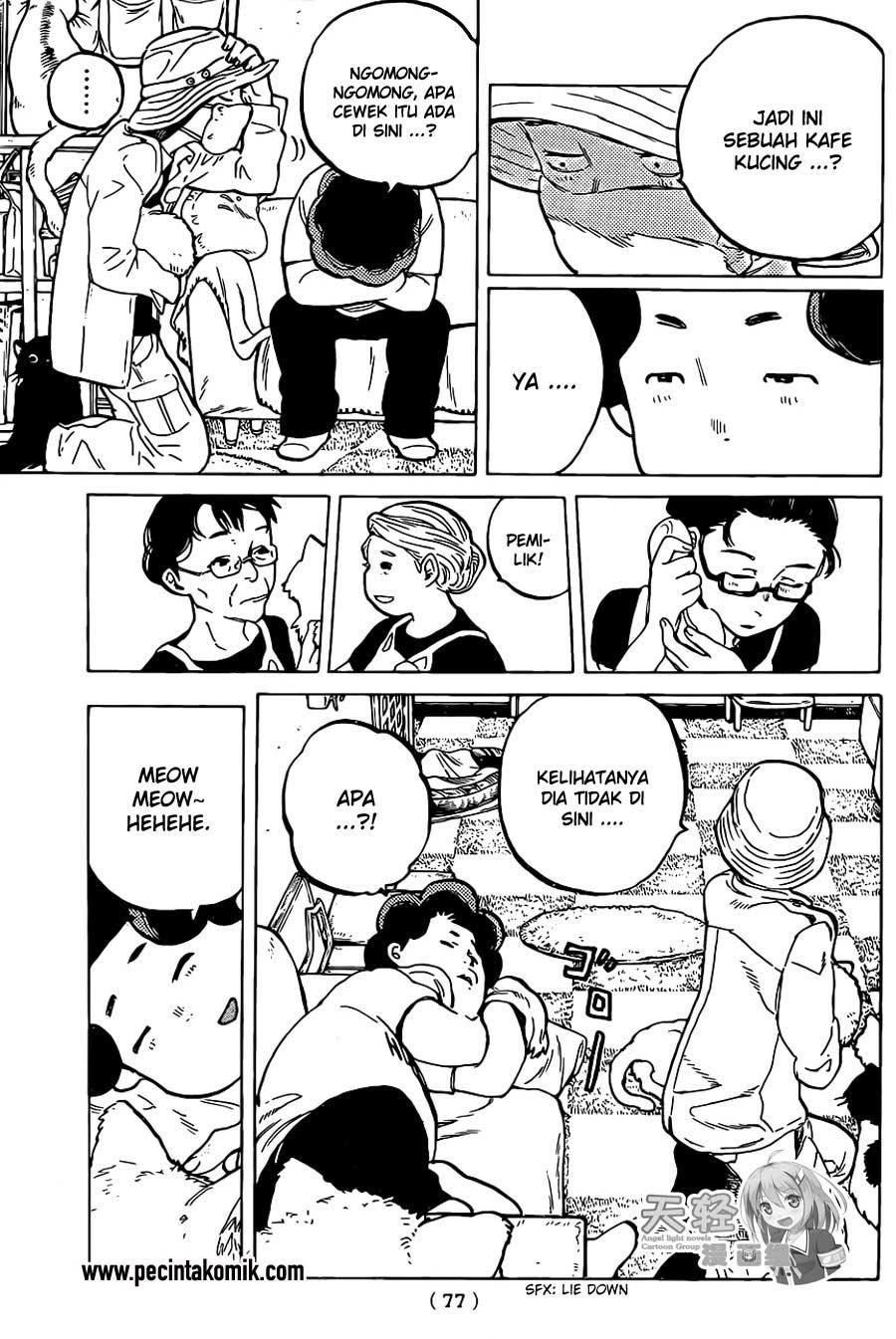 Koe no Katachi Chapter 19-10