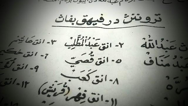 Mengenal Silsilah Keturunan Nabi Muhammad SAW dari Pihak Ayah dan Ibu
