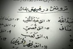 Mengenal Silsilah Keturunan Nabi Muhammad SAW Secara Lengkap