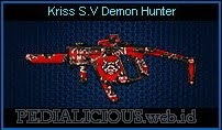 Kriss S.V Demon Hunter