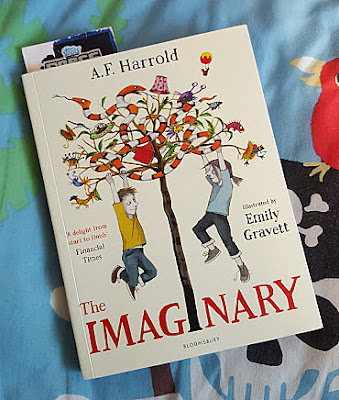The Imaginary by A.F.Harrold - Children's Book Review (age 8+)