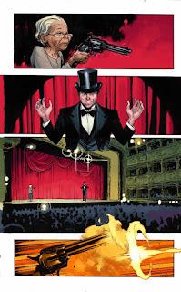 """Reseña de """"The Magic Order"""" vol. 1 de Mark Millar y Olivier Coipel - Panini Comics"""