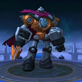 Penjelasan Skill Hero Atlas Mobile Legends, Auto Banting Musuh!!!