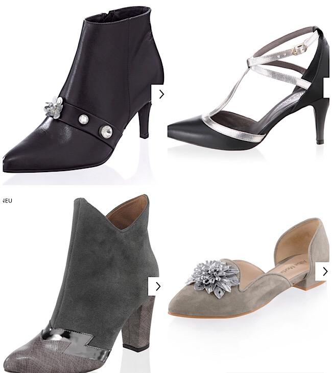 Schuhe, festliche Schuhe, elegant