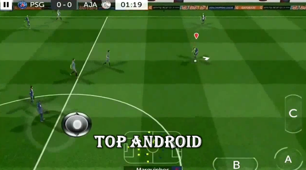 FTS 2020 ANDROID 250MB