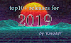Top 10+ releases for 2019  by Kavaldi