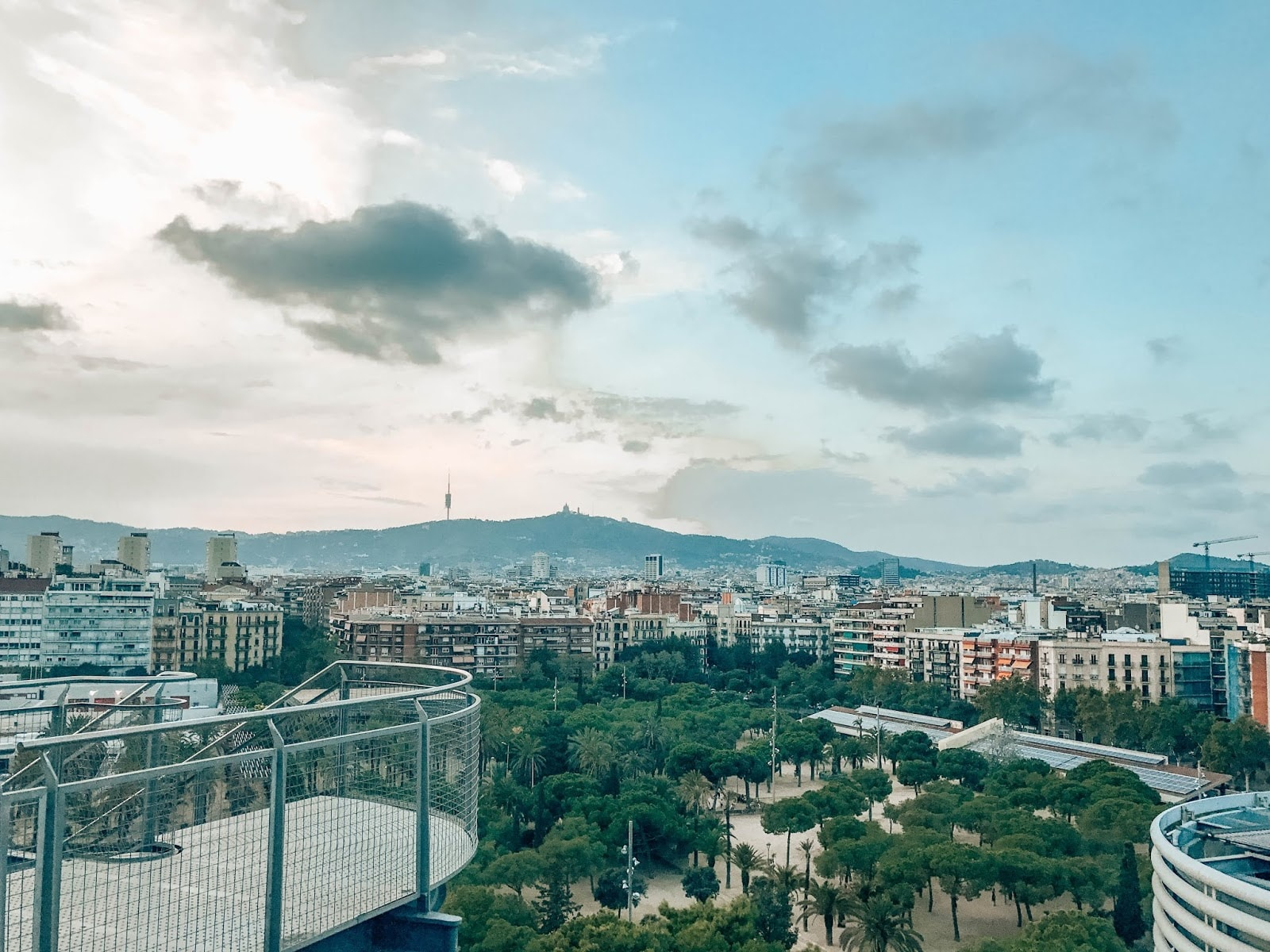 Barcelona Spain Views