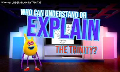 WHO can UNDERSTAND the TRINITY?
