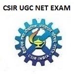 CSIR UGC NET Dec 2019 Exam