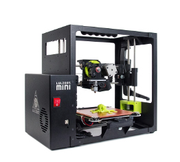 Aleph Objects LulzBot Mini 3D Printer Review and Driver Download