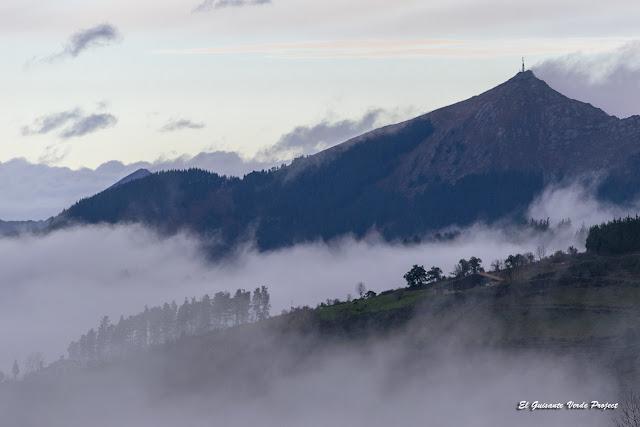 Mar de Nubes Parque Natural de Gorbeia por El Guisante Verde Project