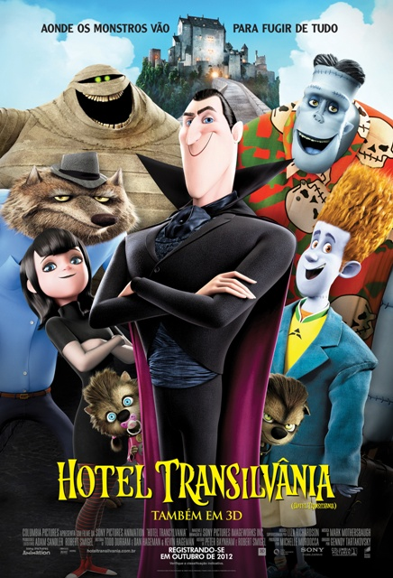 Download Hotel Transylvania (2012) HD Dvdrip | Free Download