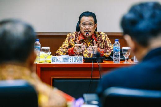 Teras Narang : Revisi UU Pilkada Harus Memperhatikan Kekhususan Daerah
