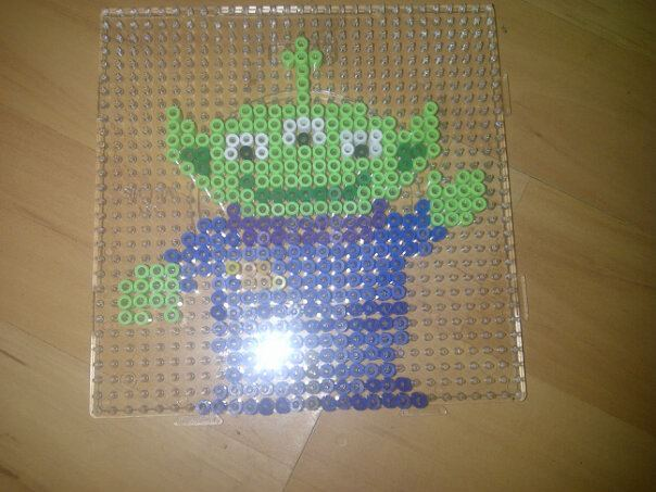 Toy Story Hama Beads Review - Unique Young Mum