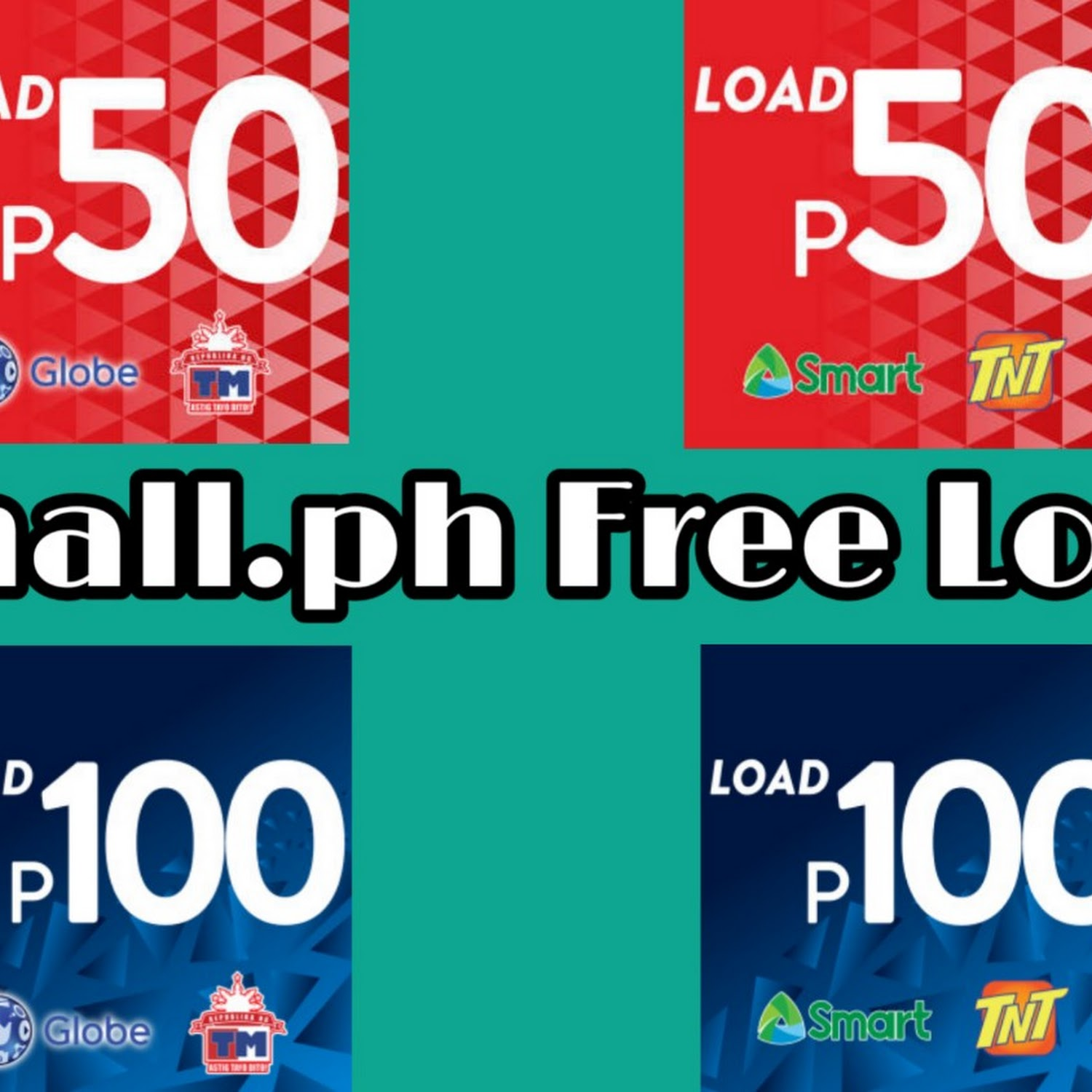 7mall.ph: Get Unlimited Free Load For Smart TNT Globe Hacks