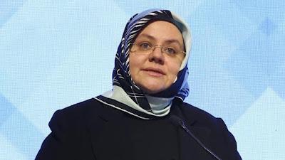 تركيا.. أعلنت وزيرة الشؤون العامة سيتم توزيع 1000 ليرة للمحتاجين