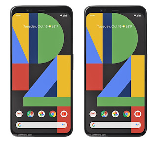 Harga Dan Spesifikasinya HP Google Pixel 4 XL