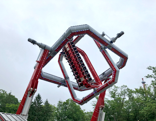 Cyborg Spin Opens to the Public at 2PM today.