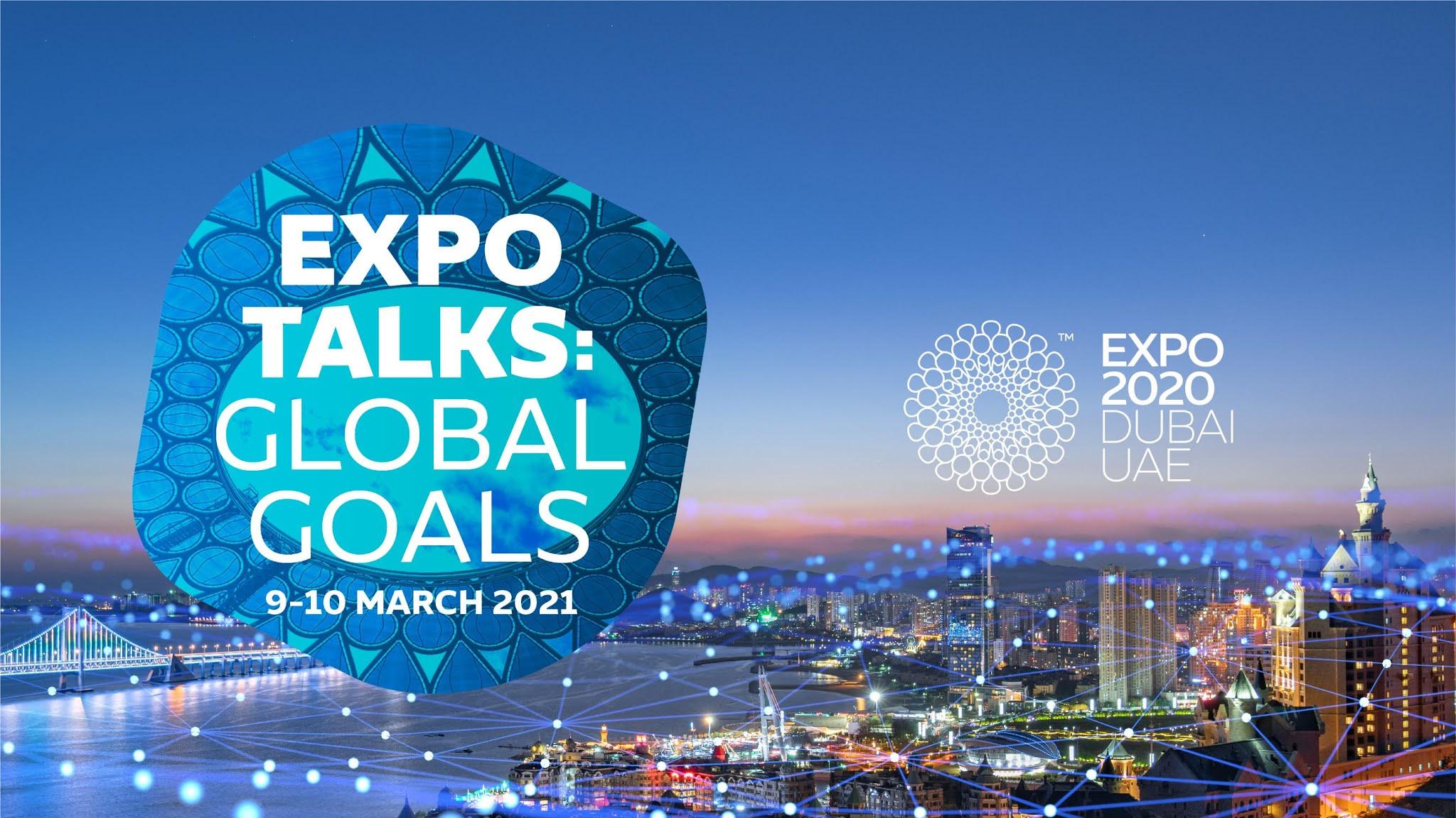 Expo Talks focuses on Sustainable Development Goals