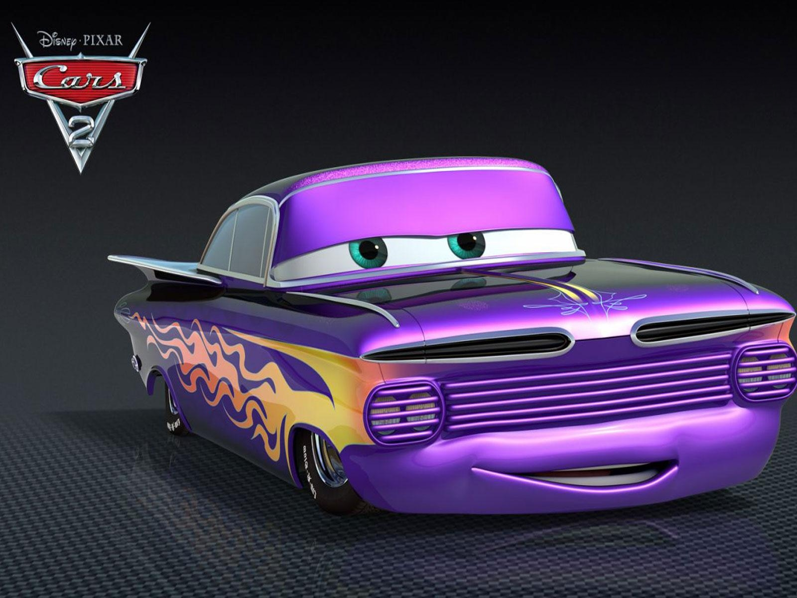 Cars-2 Movie Wallpapers   WallpaperDeck
