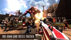Rage Z Multiplayer Zombie FPS MOD APK+DATA