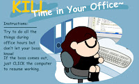 Ofiste Zaman Geçirmek - Kill Time In The Office