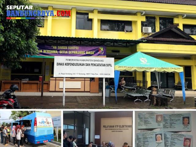 Begini Prosedur Perekaman e-KTP di Kabupaten Bandung