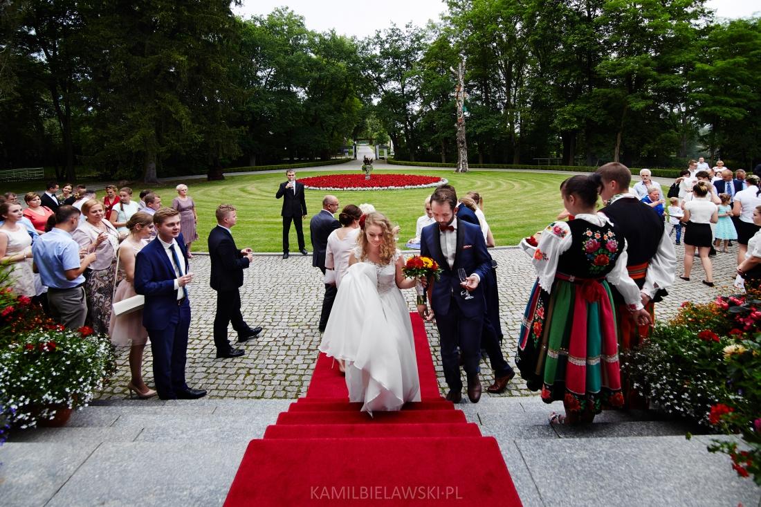 ślub fotograf wesele łuków