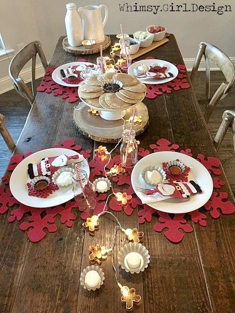 Whimsy Girl Pancakes Pajamas A New Christmas Tradition