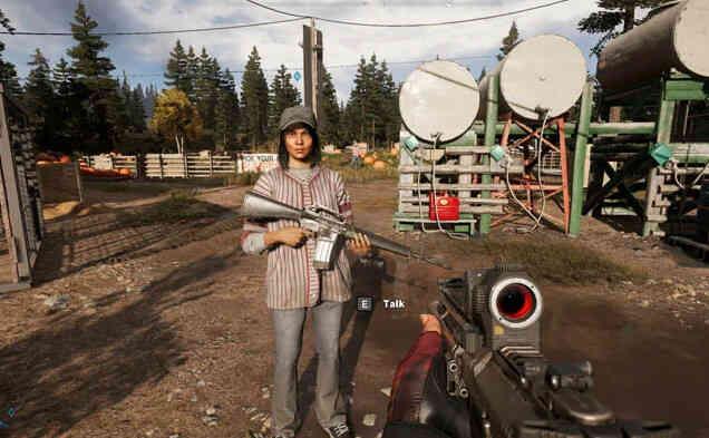 لعبة Far Cry 5
