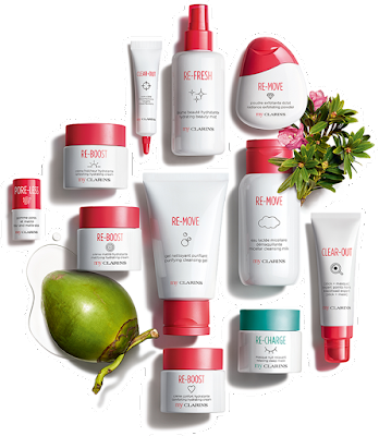 My Clarins for Teens